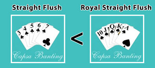 what does a royal flush look like